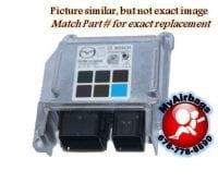 Mazda 3 2011 2012 2013 SRS Airbag Control Module