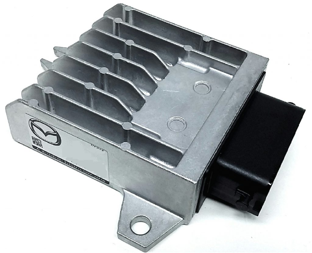 Mazda 3 2006 2014 Tcm Tcu Transmission Control Module Repair Replace Fuse Box Diy Myairbags Mazda3