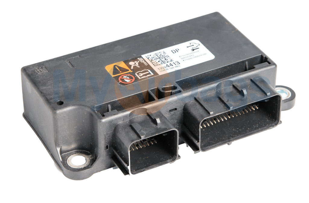 SRS Airbag Control Module Removal Instructions & Video
