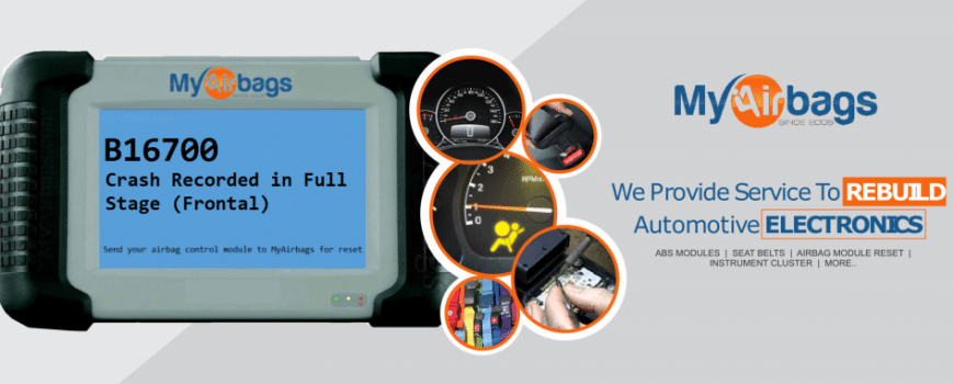 Fix KIA Hyundai SRS Airbag Code B167000 Crash Recorded In Full Stage
