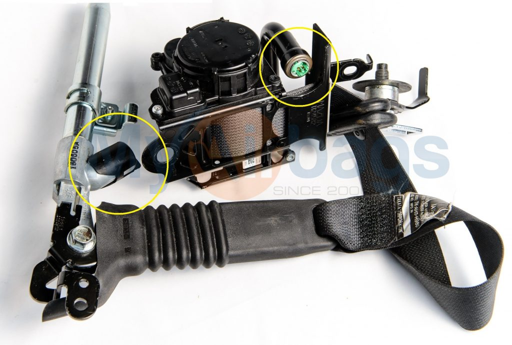 Belt Bottom Anchor Pretensioner Repair Previous Next