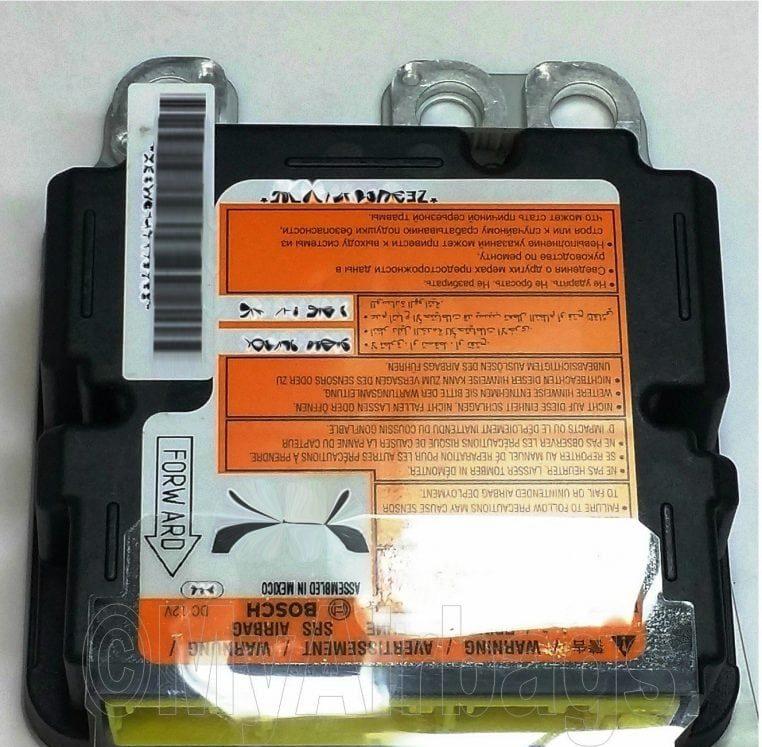 NISSAN PATHFINDER – SRS Airbag Control Module Sensor Part # 988203KA0A