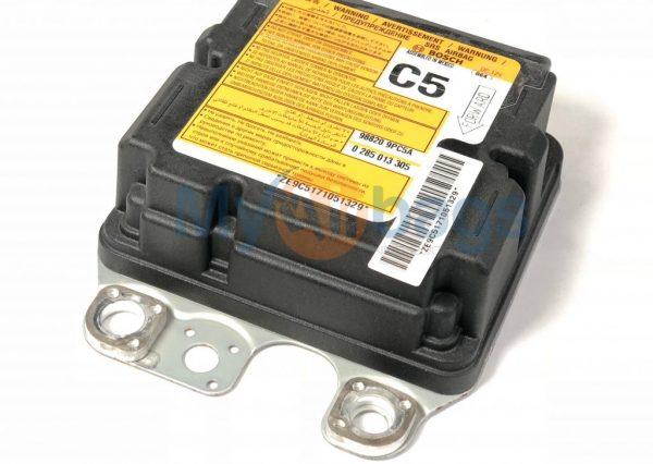 NISSAN PATHFINDER SRS Airbag Control Module Sensor Part #988209PC5A