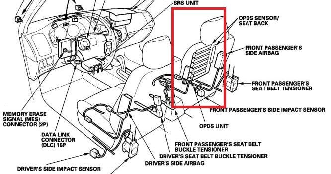 Honda/Acura Airbag Code 8-1 and/or 8-5 - MyAirbags - Airbag