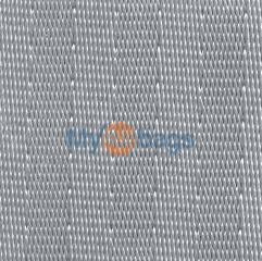 MyAirbags Silver Seat Belt Webbing Replacement