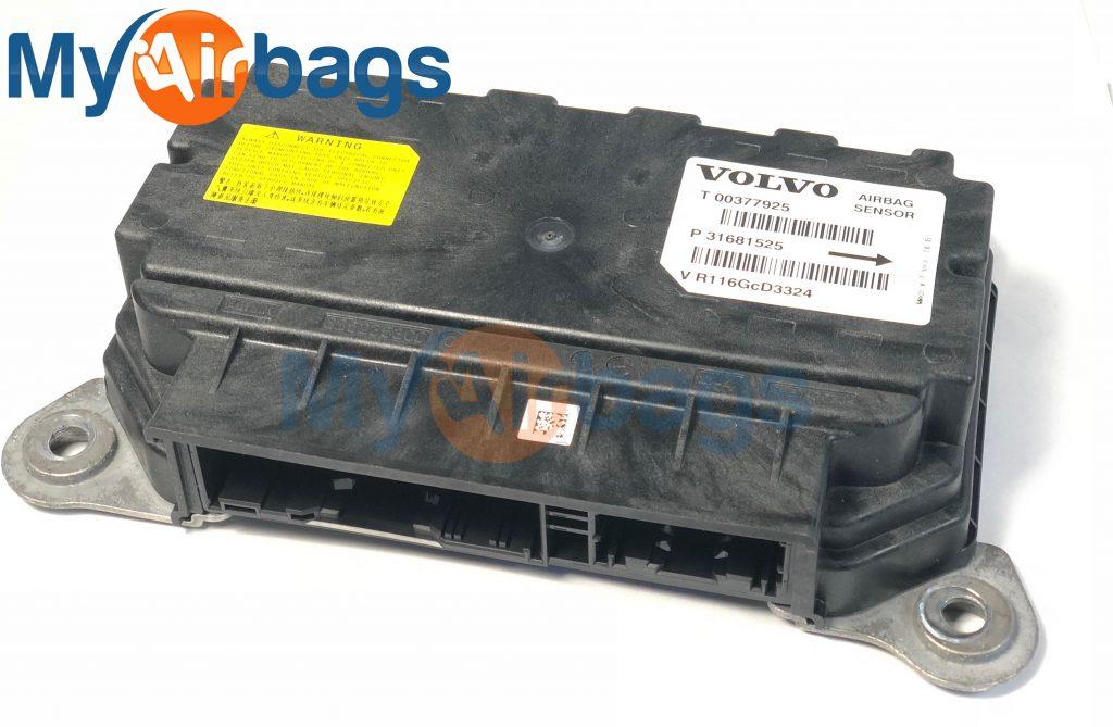 VOLVO XC90 SRS Airbag Control Module Sensor Part #P31681525 - MyAirbags