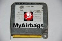 VW SRS Airbag Control Module
