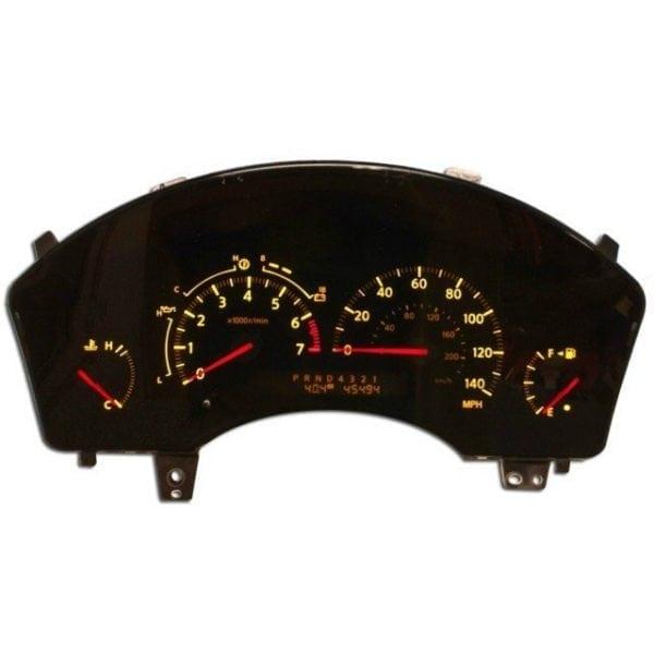 1999 dodge ram 1500 instrument panel replacement