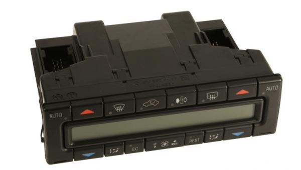 Mercedes W210 E320 E55 (1996-2002) AC/Heater Climate Control Unit Repair