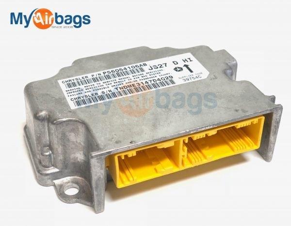2008 chrysler sebring airbag light reset