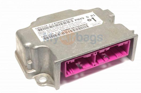 DODGE CALIBER SRS Airbag ORC Occupant Restraint Control Module Sensor Part  #P56054200AF