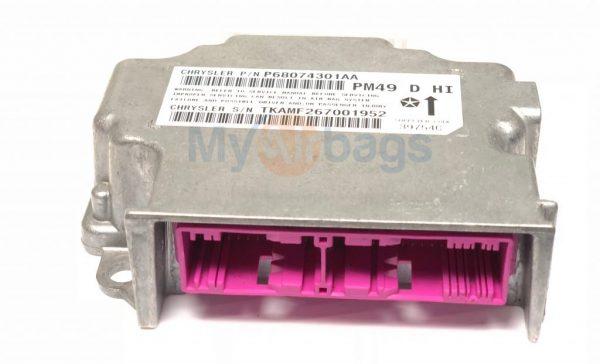 DODGE CALIBER SRS Airbag ORC Occupant Restraint Control Module Sensor Part  #P68074301AA