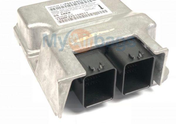DODGE RAM SRS Airbag ORC Occupant Restraint Control Module Sensor Part  #P68148014AA