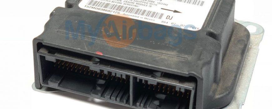 RAM Airbag Module Reset (ORCM) - MyAirbags - Airbag Reset