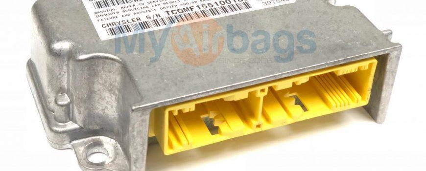 Jeep Airbag Module Reset (ORCM) - MyAirbags - Airbag Reset