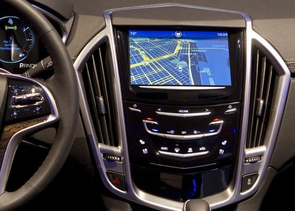 Cadillac Xts 2013 2017 Cue System Touch Screen Repair