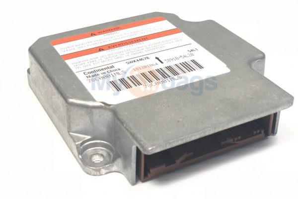 SUZUKI SX4 SRS Airbag Control Module Sensor Part #3891054L20