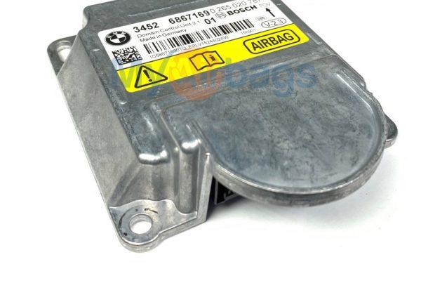 BMW SRS Airbag Control Module Sensor Part #34526867169