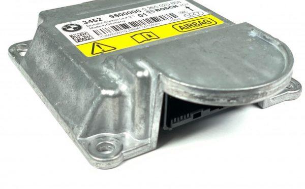 BMW X5 SRS Airbag Control Module Sensor Part #34529500006
