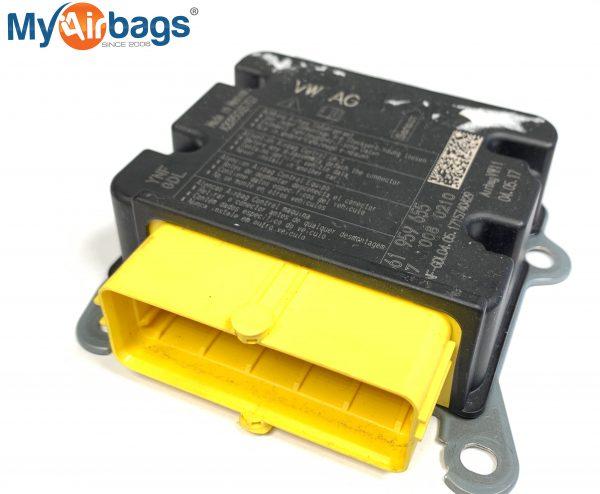 VOLKSWAGEN TT SRS Airbag Control Module Sensor Part #561959655